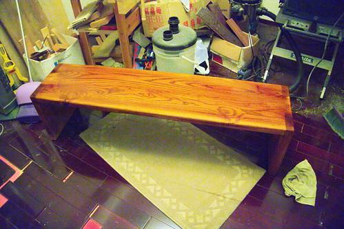 木工 板凳 20121121_2