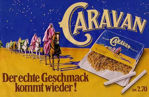 Caravan (1977) Tabak
