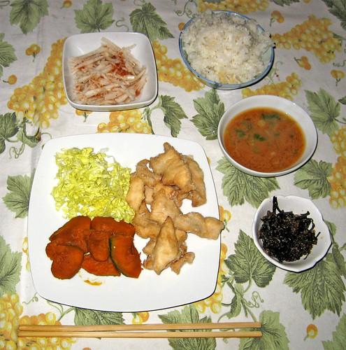 Cena giapponese by fugzu