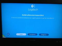 Logitech Skype camera