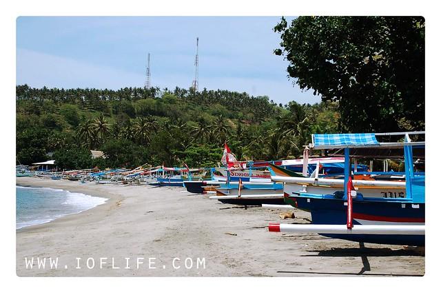 Kapal Nelayan Senggigi lombok
