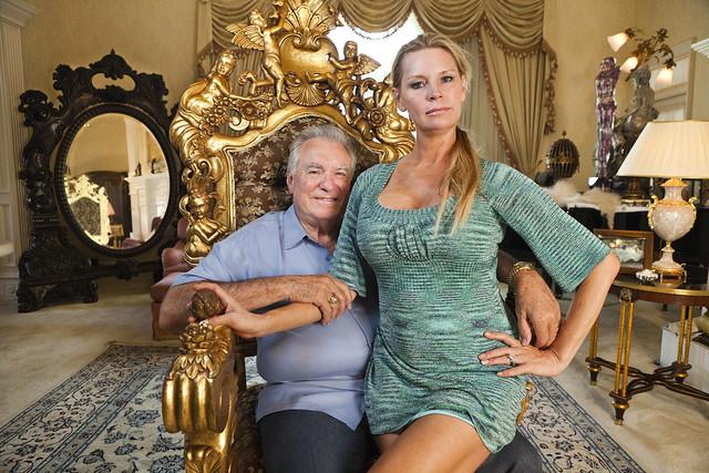 David and Jackie Siegel