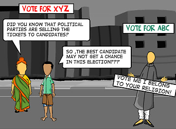 Indian Election Challenge for AAP