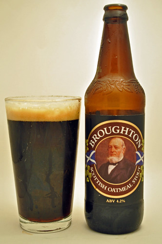 Broughton Ales Scottish Oatmeal Stout