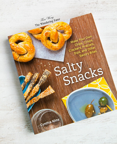 Salty Snacks by Cynthia C. Nims