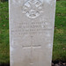 W. Chadwick, Sherwood Foresters, 1917, War Grave, Oosttaverne Wood