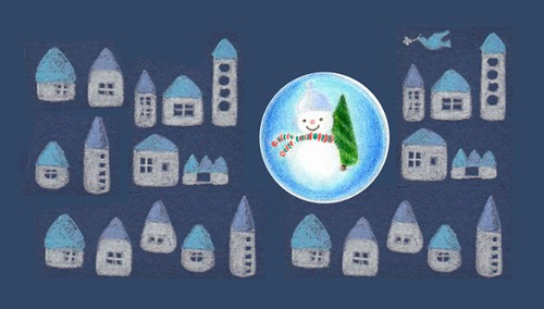 2012_11_26_snowman_01 by blue_belta