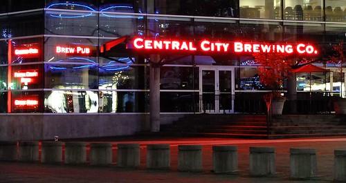 Central City Brew Pub