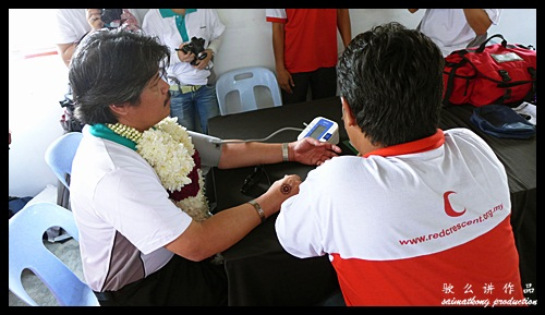 Health Check : Sentuhan Kasih Deepavali with Petronas @ Kampung Wellington, Manjung, Perak