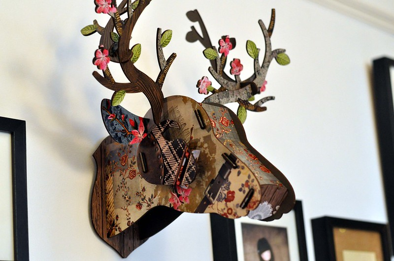 notonthehighstreet deer head 4