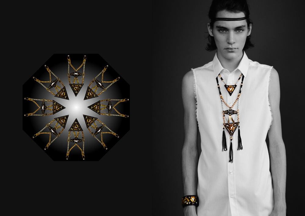 Jaco Van Den Hoven0698_BLACK TRIANGLE DESIGN 2011 2nd Collection