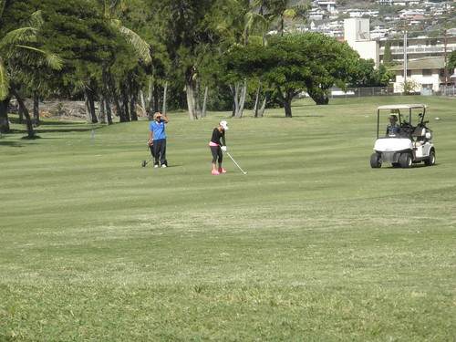 Ala Wai Golf Course 053