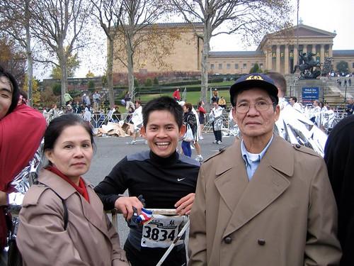 Philadelphia Marathon 2004