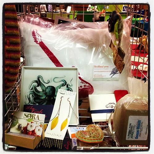 Raffle prize 7 San Francisco Bazaar 2012