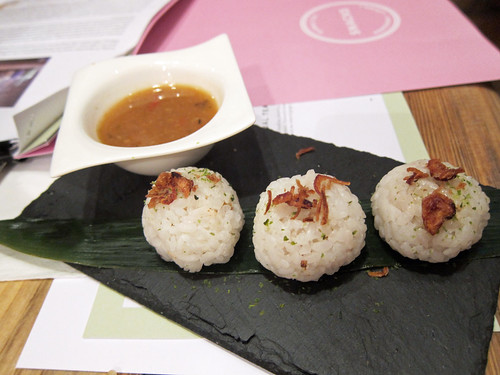 Adobo Rice Balls