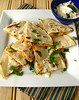 Thumbnail image for Smoked Salmon Quesadillas with Chipotle Sour Cream