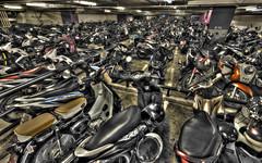 Motobike Parking