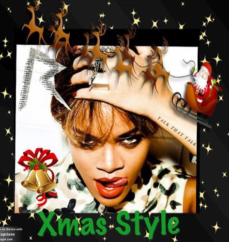 Rihanna Xmas Cover