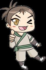 Mamoru Fuun-Kun