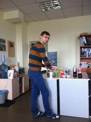 Утро начинается с кофе by donnewsteam