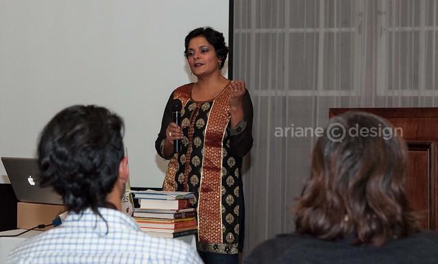 Food Talks Vancouver Volume 5/Kalpna Solanki