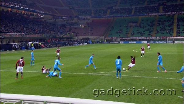 Милан-Зенит счет матча
