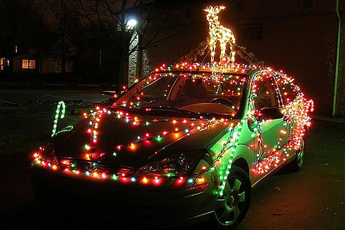 Decorate-Christmas-Cars