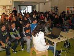 Projecte Herbari virtual 2012 - Presentació a les famílies