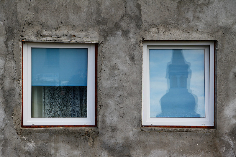House With Blue Eyes / Arad, Romania (2012)