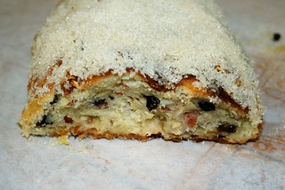 Stollen at Montclair Bread Company