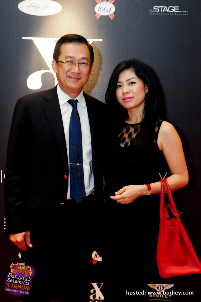 David Ng & Irene Tan
