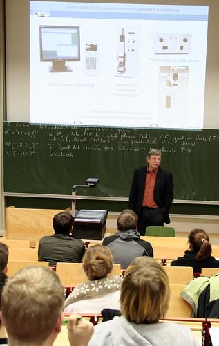 Universität Konstanz Elektrochemie-Förderung FCI
