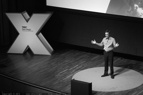 Jack Abbott Introduces Ann Marie Houghtailing   TEDxSanDiego 201