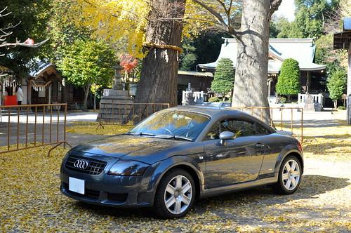 2006 AUDI TT (8N)