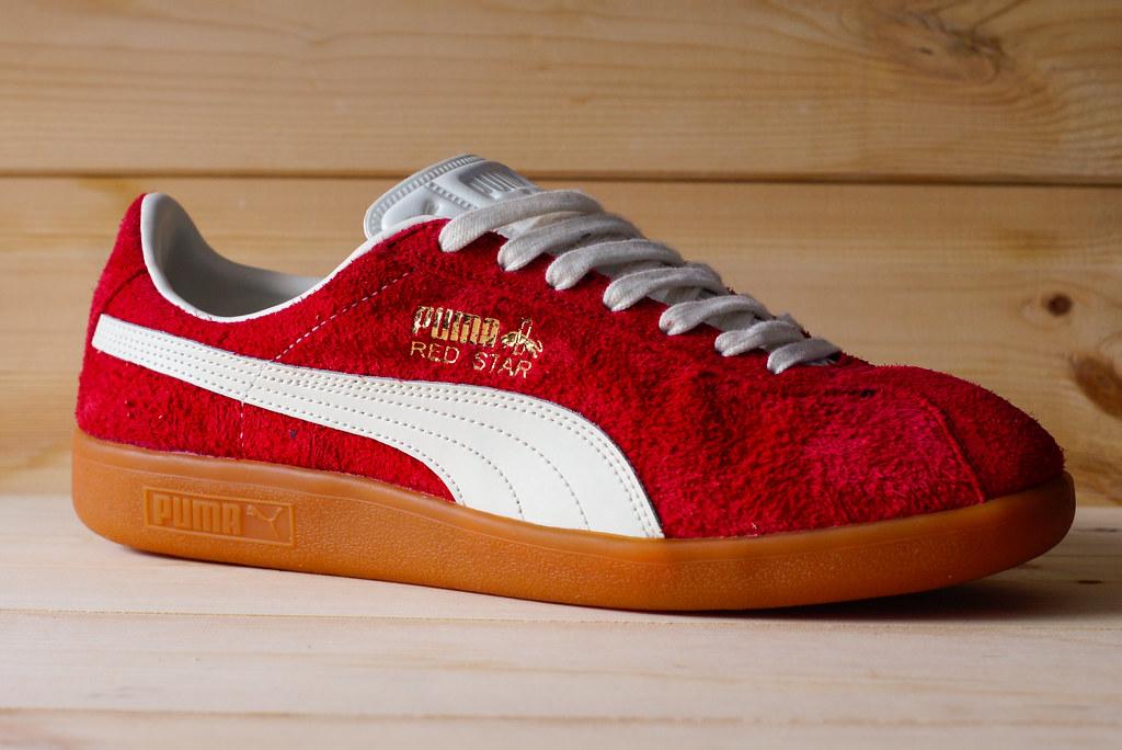 Puma x Shadow Society Redstar - a photo on Flickriver 621444f402