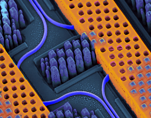 IBM Silicon Nanophotonics chip