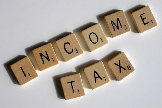 Scrabble Series Income Tax