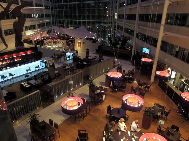 Hotel Hilton London Heathrow Airport