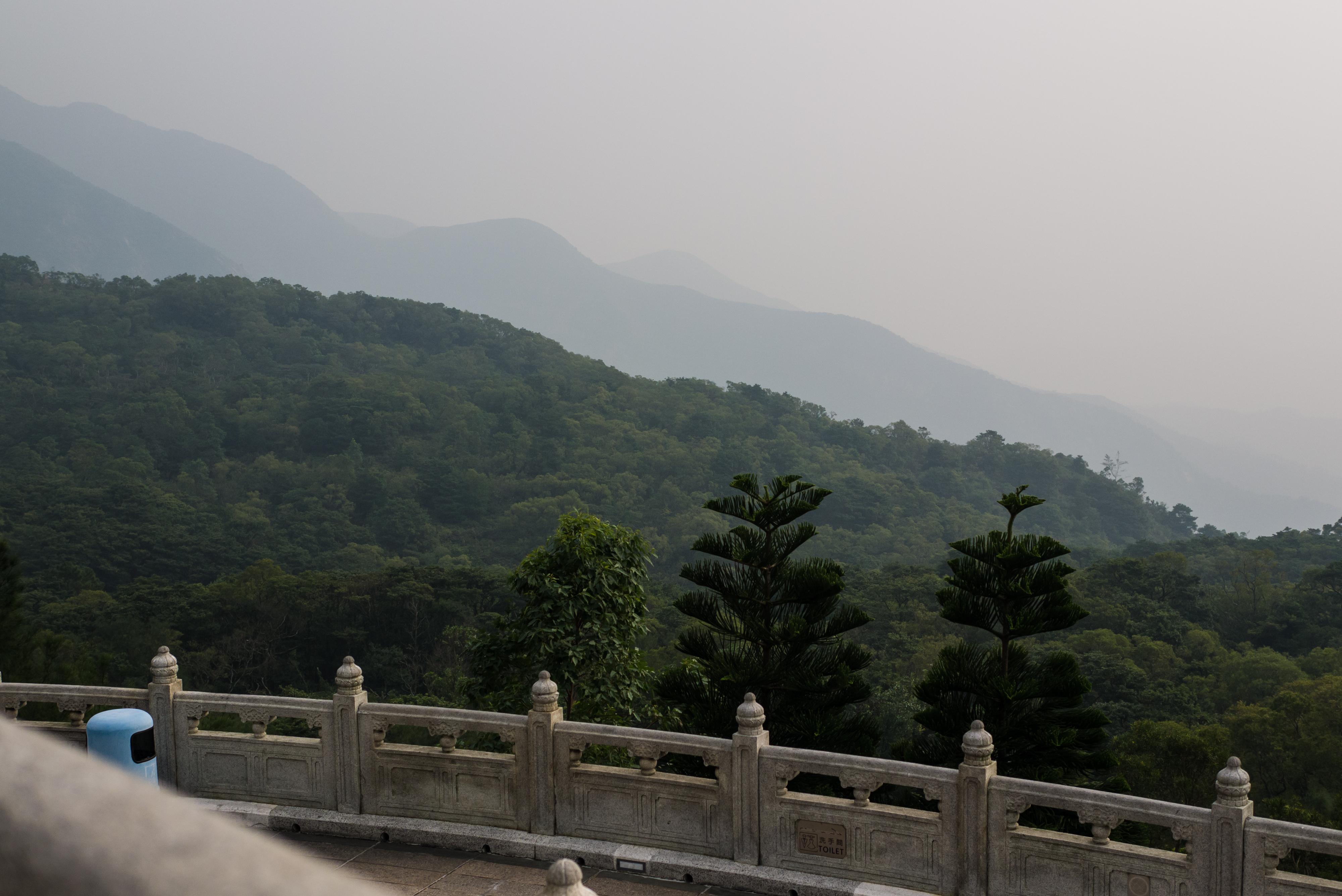 Hong Kong - Ngong Ping