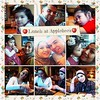 With cousin Hiba at Applebee's Dubai. [12.13.12]