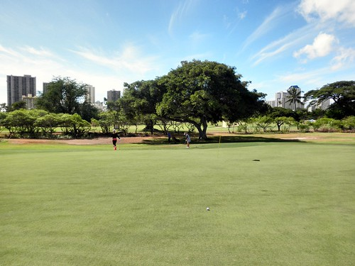 Ala Wai Golf Course 036b