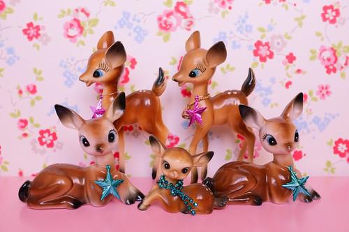 Festive deer :)