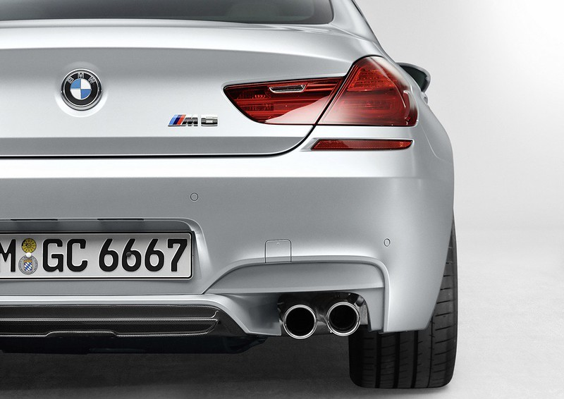 2013 m6 gran coupe exhaust