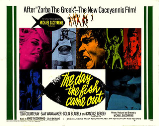 The DAY the FISH CAME OUT (1967) - Michael Cacoyannis