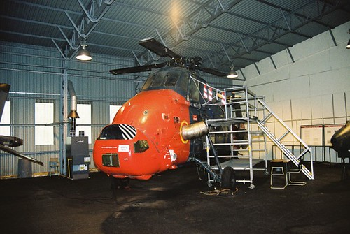 XT773 Wessex HU.5 (9123M)