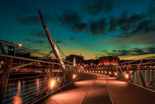 The Peace Bridge by xxx zos xxx
