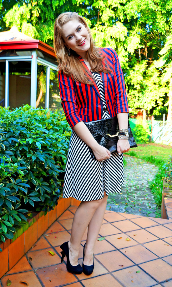 Stripes Pattern Mixing