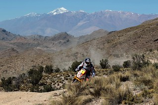 El Dakar llega a Argentina por quinto año consecutivo.