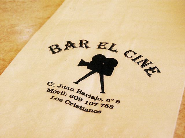 Bar El Cine, Los Cristianos