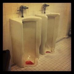 Epic Urinals. #ACHIEVEMENTUNLOCKED